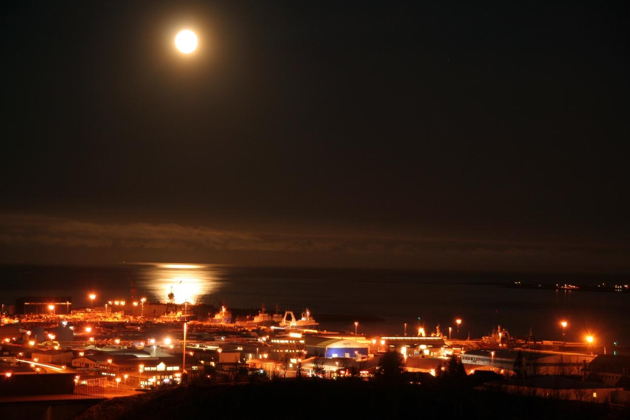 Ferðamannabærinn Hafnarfjörður