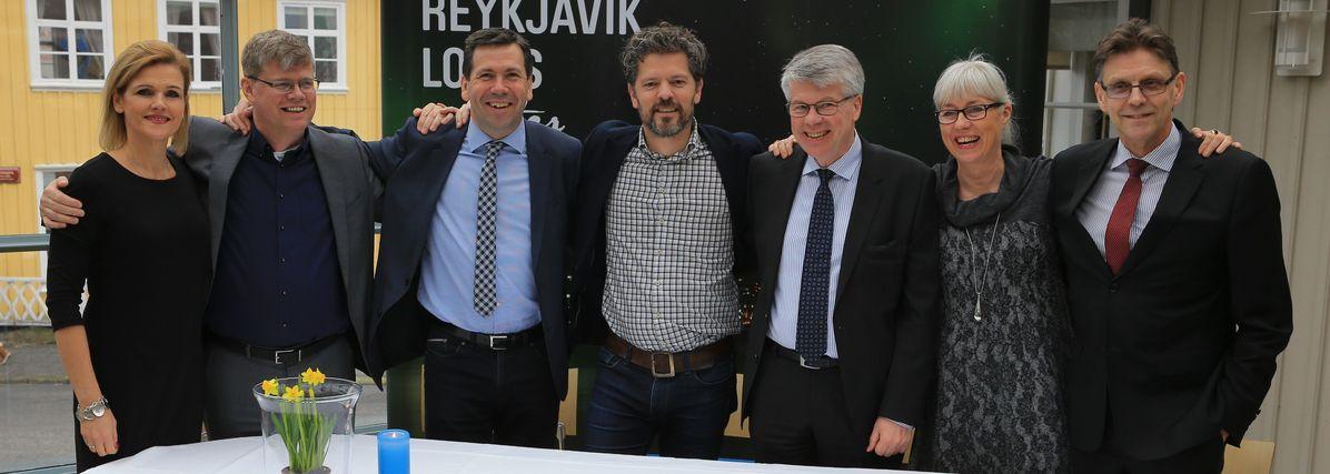 Reykjavík loves Hafnarfjörður?